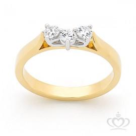 Diamond Set Wedding Bands