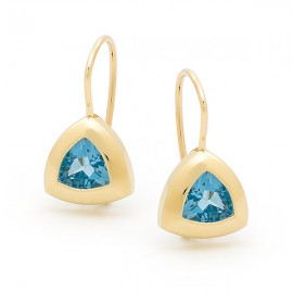 Coloured Stone Earrings